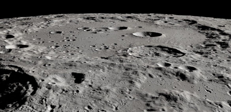 Luna 19: Lunar Orbit