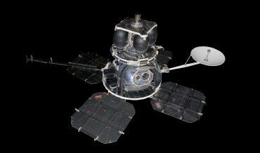 Lunar Orbiter 2: Lunar Orbit