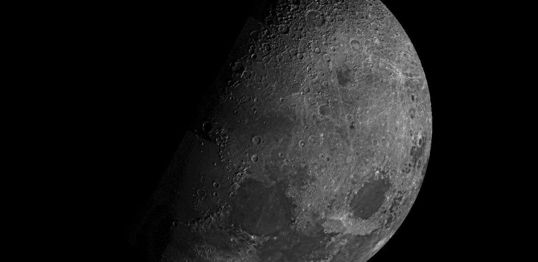 Lunar Orbiter 4: Lunar Orbit