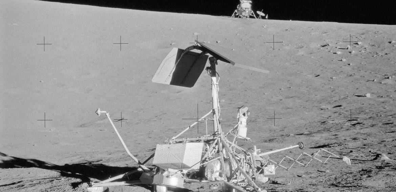 Surveyor 3: Lunar Landing