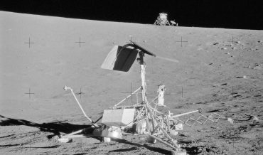 Surveyor 3: Lunar Landing