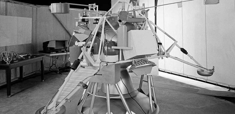Surveyor 4: Lunar Landing