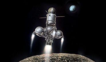 Luna 15: Lunar Landing