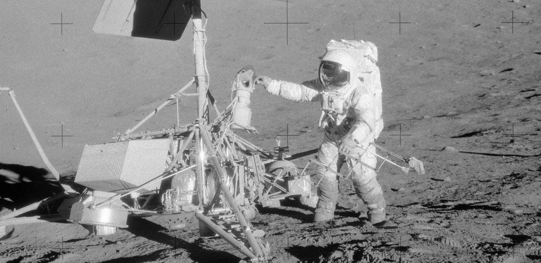 Apollo 12: Crewed Lunar Landing