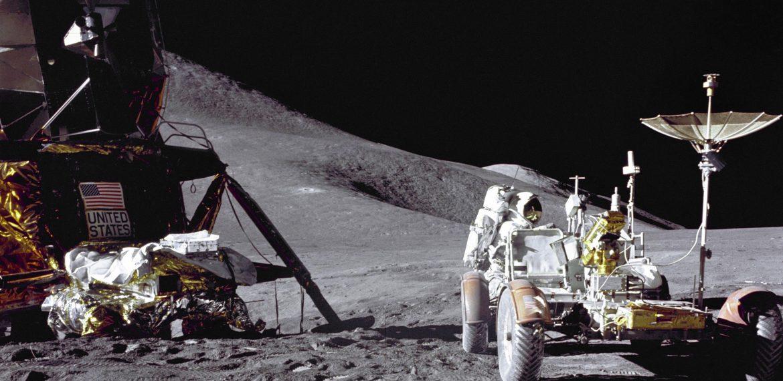 Apollo 15: Crewed Lunar Landing