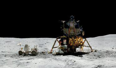 Apollo 16: Crewed Lunar Landing
