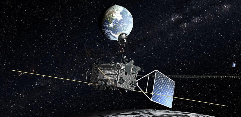 Kaguya: Lunar Orbit
