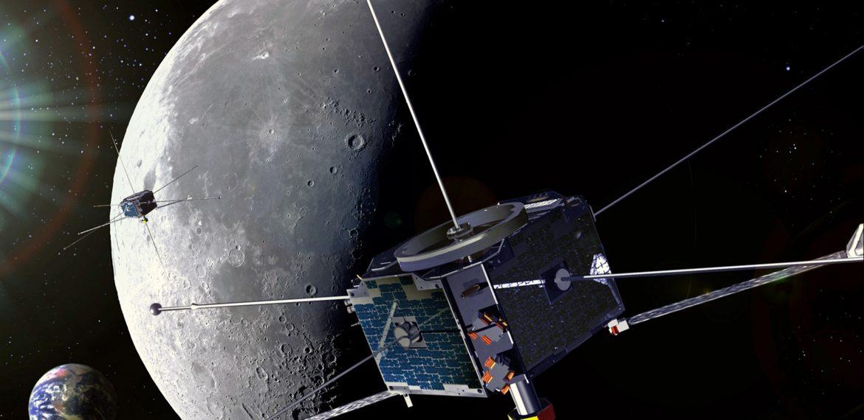 ARTEMIS P2: Lunar Orbit