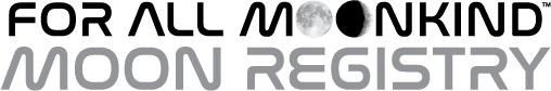 For All Moonkind Moon Registry