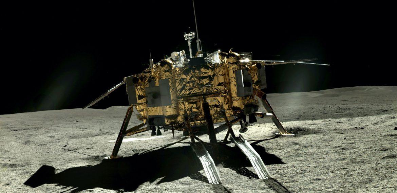 Chang'e 4: Lunar Landing