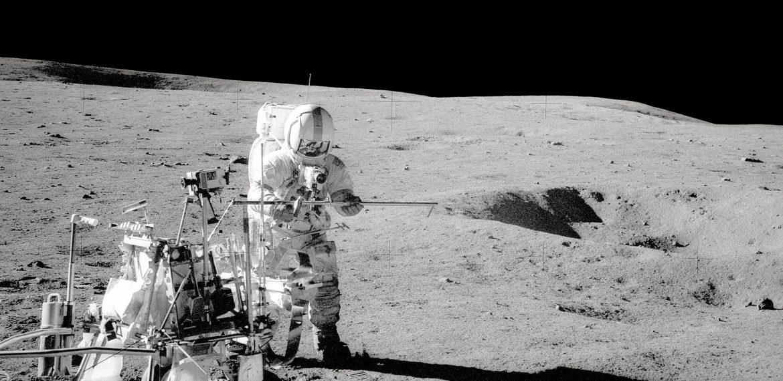 Apollo 14: Crewed Lunar Landing
