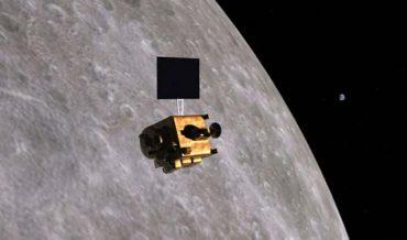 Chandrayaan-1: Lunar Impact