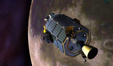 LADEE: Lunar Orbit