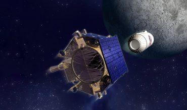 LCROSS: Lunar Impact