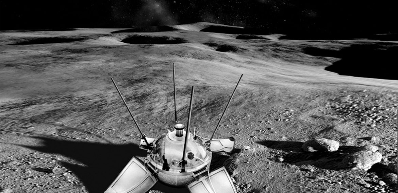 Luna 9: Lunar Landing