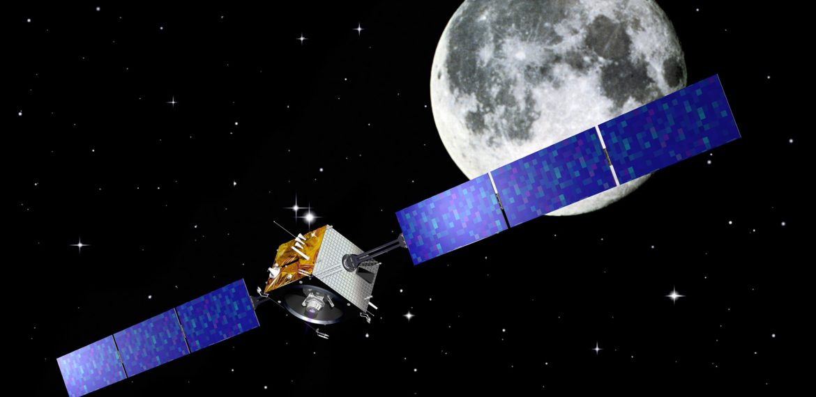 SMART-1: Lunar Orbit