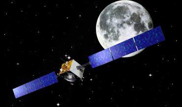 SMART-1: Lunar Orbit