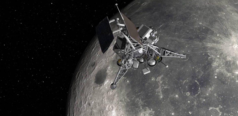Surveyor 1: Lunar Landing